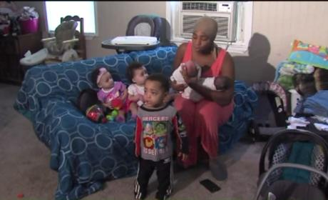 Woman Gives Birth to SIX Kids in 26 Months. For Real.