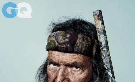 Phil Robertson in GQ