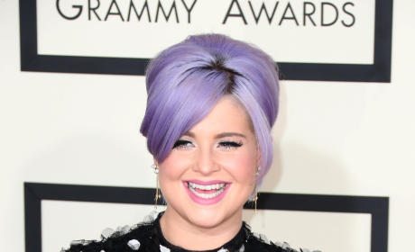 Kelly Osbourne Quits Fashion Police