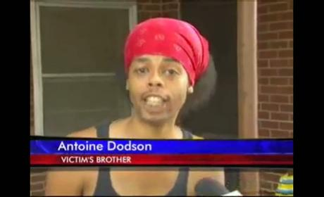 Antoine Dodson: I'm Gonna Be a Father!
