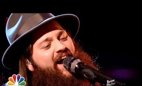 "Cole Vosbury: ""Maggie May"" - The Voice"