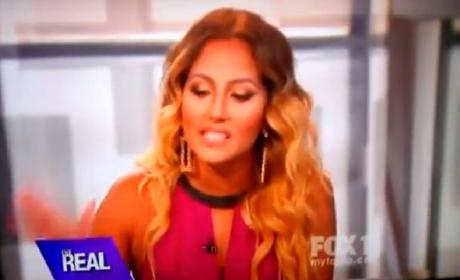 Adrienne Bailon Slams Britney Spears