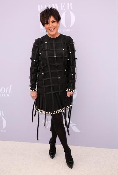 Kris Jenner: The Hollywood Reporter's Annual Women In Entertainment Breakfast