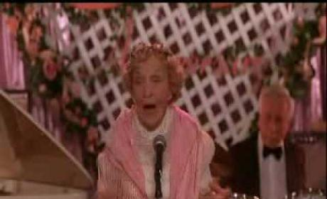 The Wedding Singer: Rapping Granny
