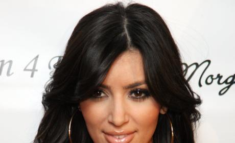 Kim Kardashian Hosts the Morgan 4 Ever Launch Party
