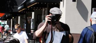 Pretending to Be Paparazzi