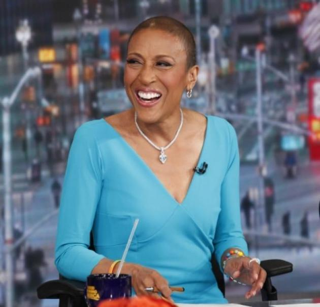 Robin Roberts on TV