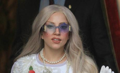 Lady Gaga to Play Amy Winehouse in Biopic?