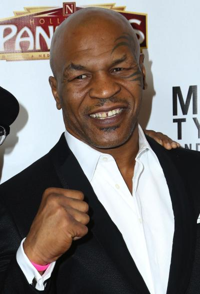 Mike Tyson Image