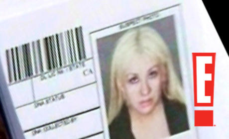 Christina Aguilera Mug Shot, Drinking Details: Revealed!