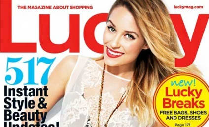 Lauren Conrad: Lucky Cover Girl