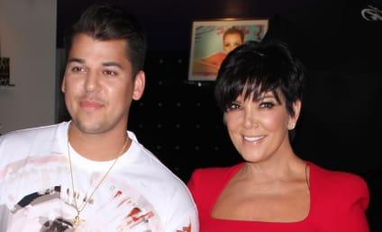 Kris Jenner to Seek 5150 Psychiatric Hold for Rob Kardashian?!