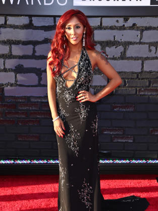 Snooki at the VMAs
