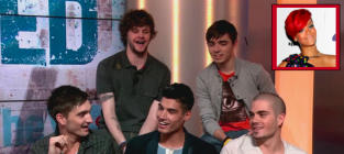The Wanted to Rihanna: Collaborate With Us!