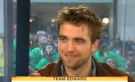 Robert Pattinson on Breaking Dawn Wedding: I'm Just a Prop!