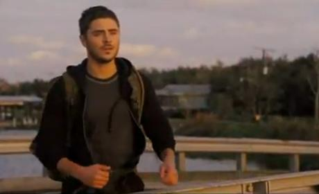 The Lucky One Trailer: Zac Efron Meets Nicholas Sparks