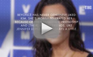 Beyonce Hates Kim Kardashian!