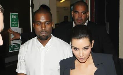 Kanye West: Excited to Knock Up Kim Kardashian!