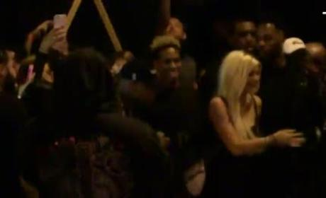 Kylie Jenner: Birthday Present From Tyga Video
