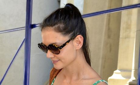 Katie Holmes Planned Her Divorce in Secret!