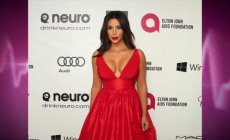 Kim Kardashian: Denied by Vanity Fair!