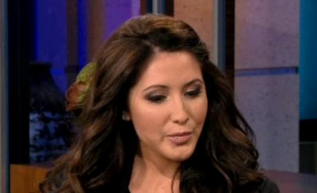 Bristol Palin on the Tonight Show, Part II