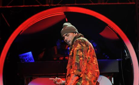 Chris Brown Leads List of BET Hip Hop Award Winners