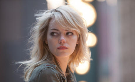 Emma Stone in Birdman