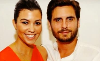 Scott Disick: Still Drinking, But Not Around the Kids!