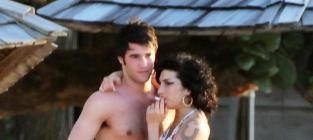 Amy Winehouse Topless, with Mystery Man in St. Lucia