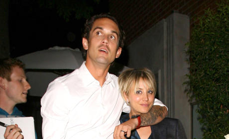 Kaley Cuoco & Ryan Sweeting Fighting Constantly; Actress Jealous of Zooey Deschanel?!