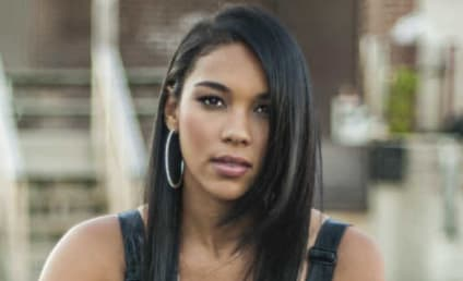 Alexandra Shipp as Aaliyah: First Look!