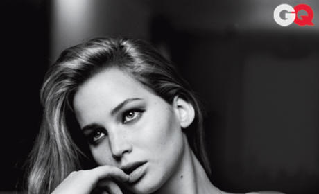 Jennifer Lawrence: FHM Sexiest Woman in the World 2014!