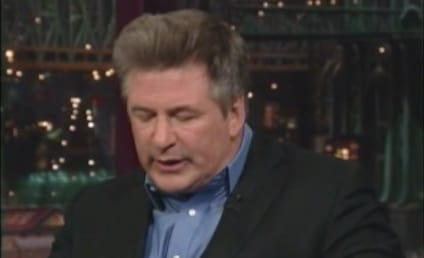 Alec Baldwin Describes Meeting Sarah Palin on SNL
