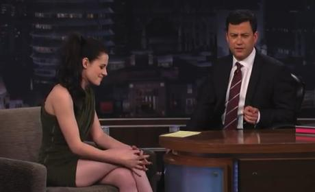 Kristen Stewart on Breaking Dawn Birth Scene: Intense!