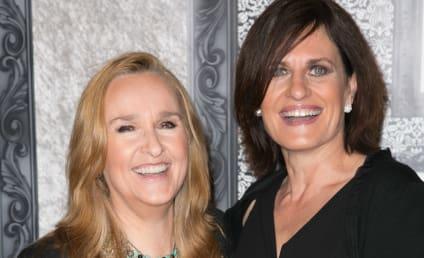 Melissa Etheridge Marries Linda Wallem!
