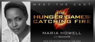 Maria Howell Joins Cast of Catching Fire