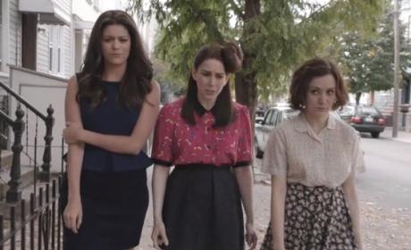Tina Fey SNL Clip - Girls Promo