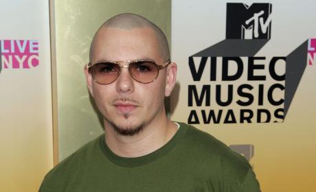 Pitbull 2006 VMAs