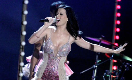 Katy Sings It