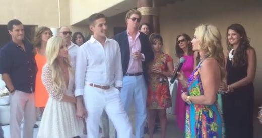 Kim Richards Daughters Wedding