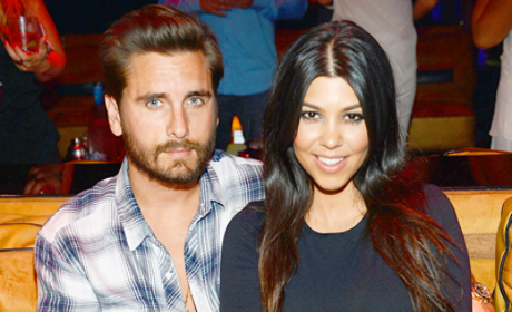 Kourtney Kardashian: Serious About Saving Relationship With Scott Disick, Sources Say