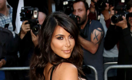 Kim Kardashian: 2014 GQ Men of the Year Awards