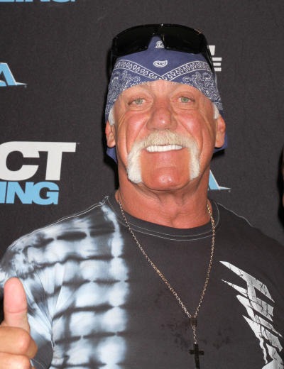 Hulk Hogan Red Carpet Image