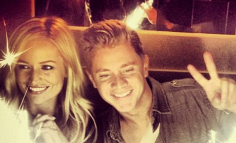 Emily Maynard and Jef Holm Celebrate Birthday, Life