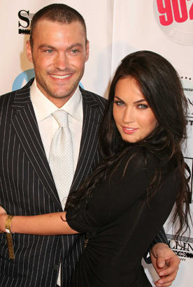 Megan Fox and Brian Austin Green Photo