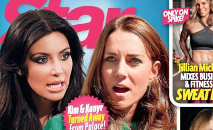 Kim Kardashian: Pissed at Kate Middleton?!?!