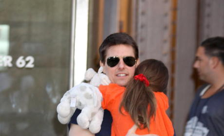 Tom Cruise: Blindsided, Not Bitter, Over Katie Holmes Divorce