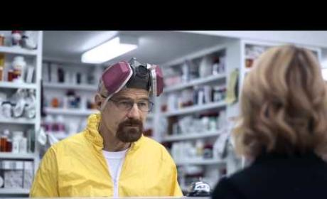 Walter White Super Bowl Commercial