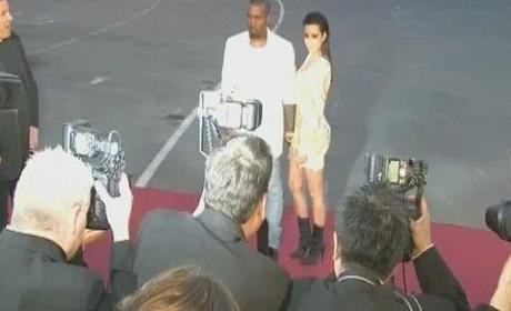 Kim Kardashian & Kanye West: THG Celebrity of the Year Finalist #2